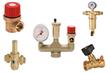 Комплектующие ICMA для систем отопления и водоснабжения