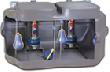 Автоматические станции для накопления и подъёма сточных вод Pedrollo SAR 550 c двумя насосами