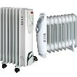 Радиаторы электрические масляные Теплолюкс