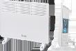 Электрические конвекторы SCOOLE серия CL1 WT - электронный термостат